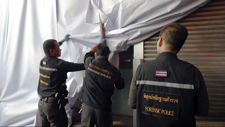 Bangkok: Zwei Sprengsätze explodieren in Kaufhaus