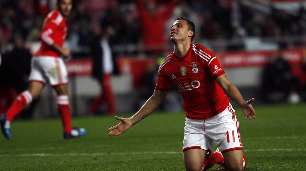 Liga Portuguesa, J19: Benfica mantém vantagem antes da visita ao Sporting