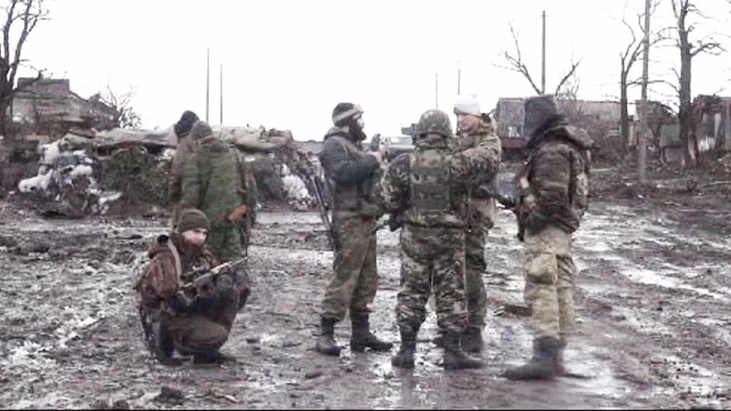Ukraine separatists to 'call up thousands' of men
