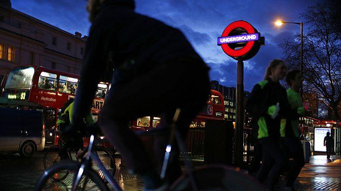 مترو لندن يعمل 24/24 خلال عطلة نهاية الاسبوع