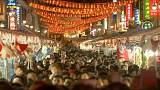 Lunar New Year celebrated in Singapore