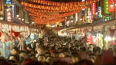 Lunar New Year celebrated in Singapore – nocomment