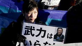 Japão chora Kenji Goto