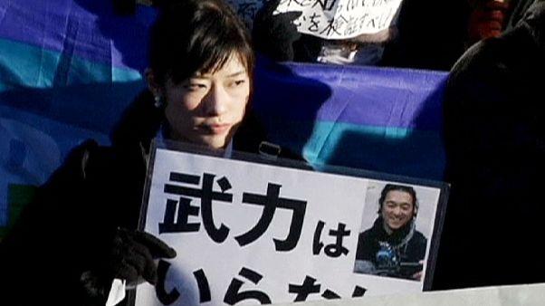 Японцы скорбят об убитом заложнике Кэндзи Гото