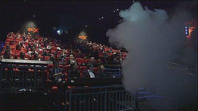 4DX la technologie qui projette les amateurs de cinéma au coeur du film