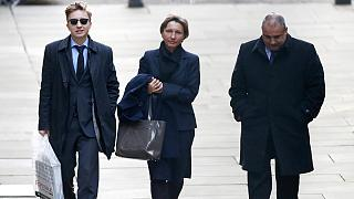 Wife of murdered ex-KGB spy Litvinenko appears at inquiry