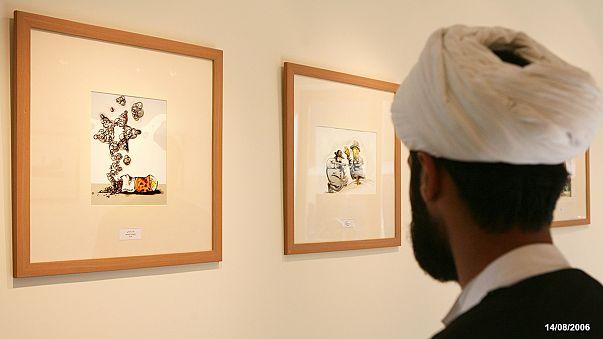 Iran : un concours de caricatures sur l'Holocauste en réplique à Charlie Hebdo