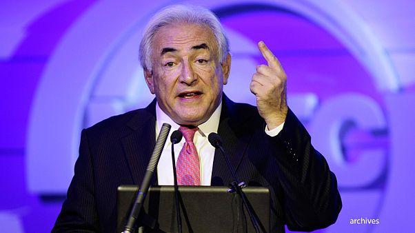 El éxtasis y la agonía de Strauss Kahn