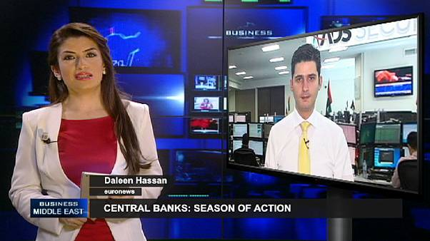 Banques centrales en action