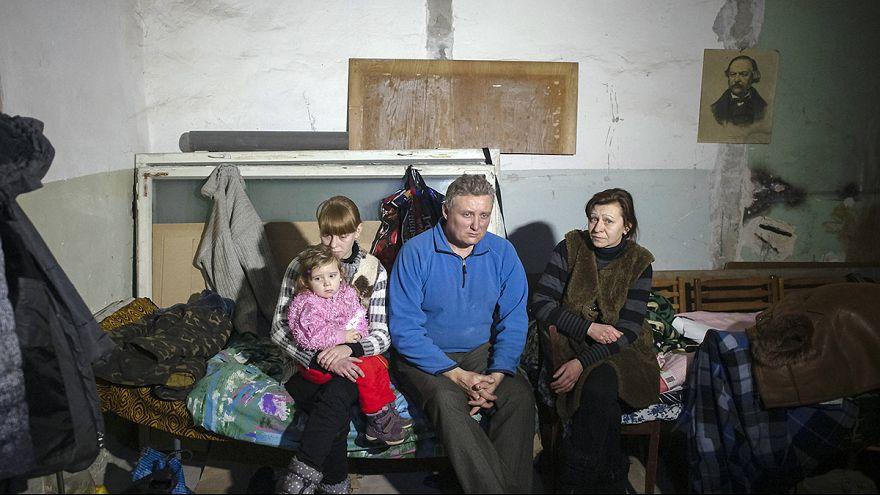 أوكرانيا: المدنيون ضحايا المعارك والفشل السياسي