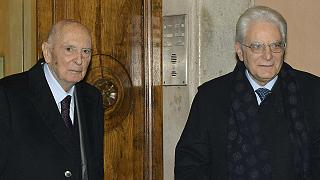 Mattarella to be sworn in as Italy's new president