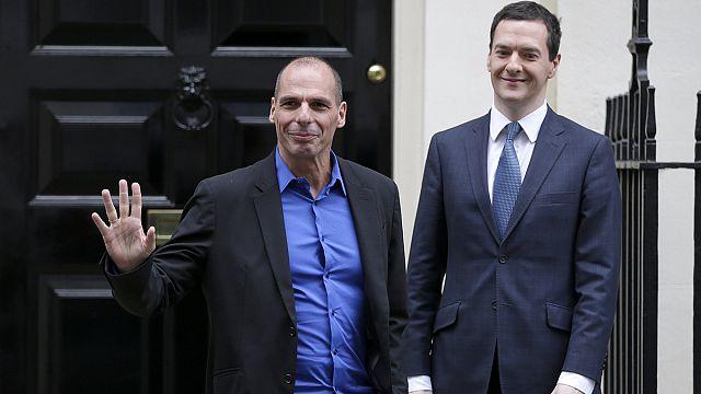 Yunan hükümetinin AB'yi ikna turu sürüyor