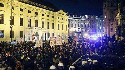 Anti-Islam PEGIDA protests spring up in Austria