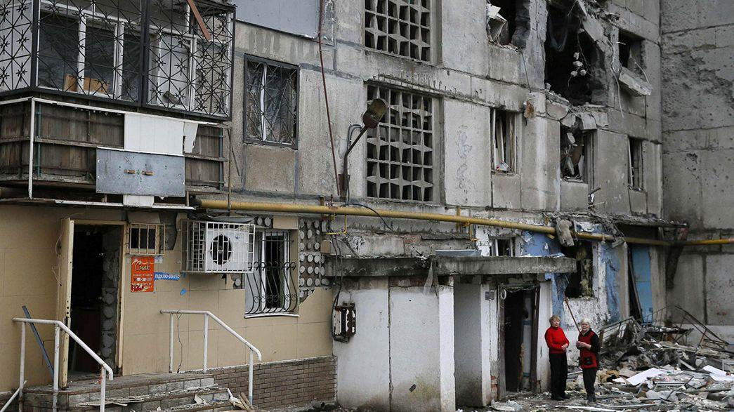 USA : l'envoi d'armes à Kiev est envisagé