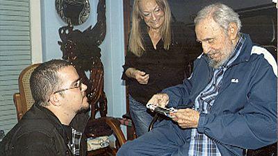 Cuban media publish new photos of Fidel Castro