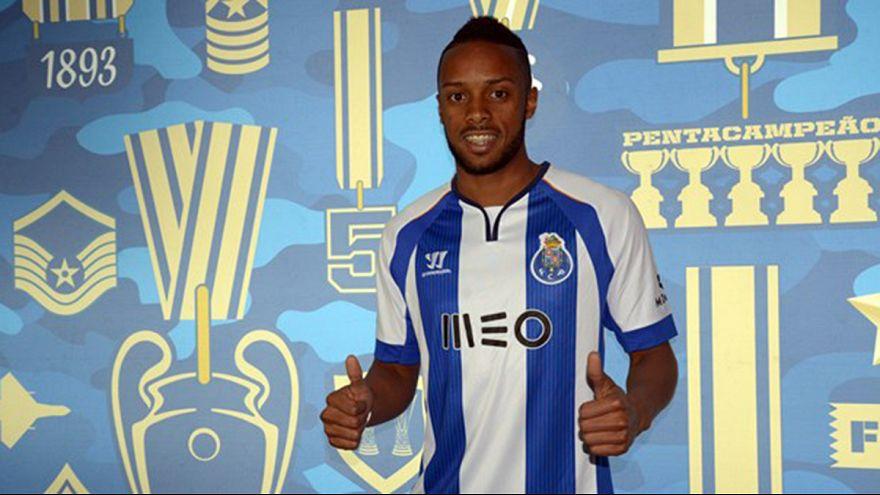 Mercado de inverno: FC Porto contrata Hernâni, Benfica cede Djuricic e Sporting fica-se por Ewerton