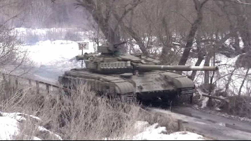 Separatistas ganham terreno na Ucrânia
