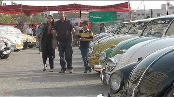Pakistan: terza edizione del Volkswagen Car Show