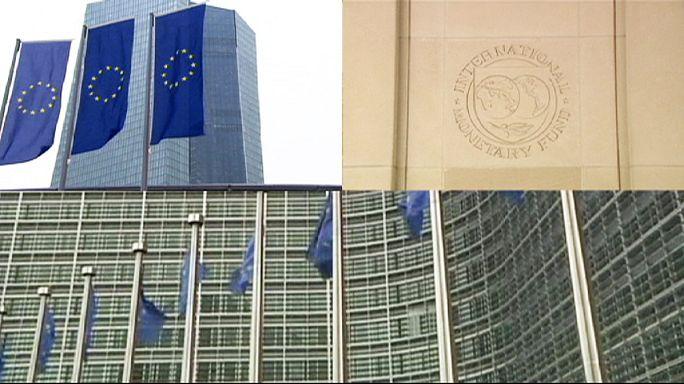 Una deuda pública griega, en manos en un 60% de países y fondos de la eurozona
