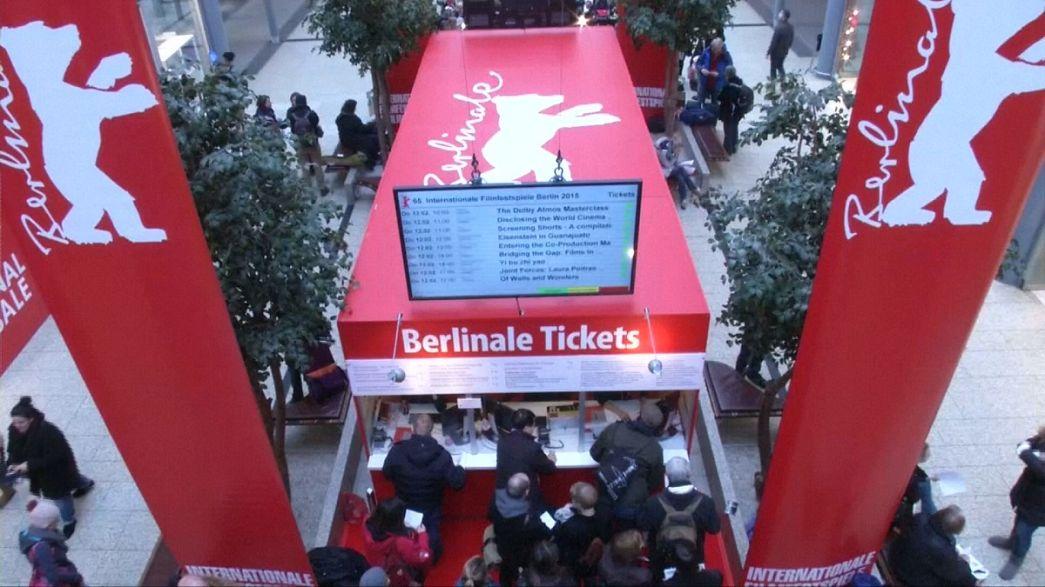 Vorfreude auf die 65. Berlinale