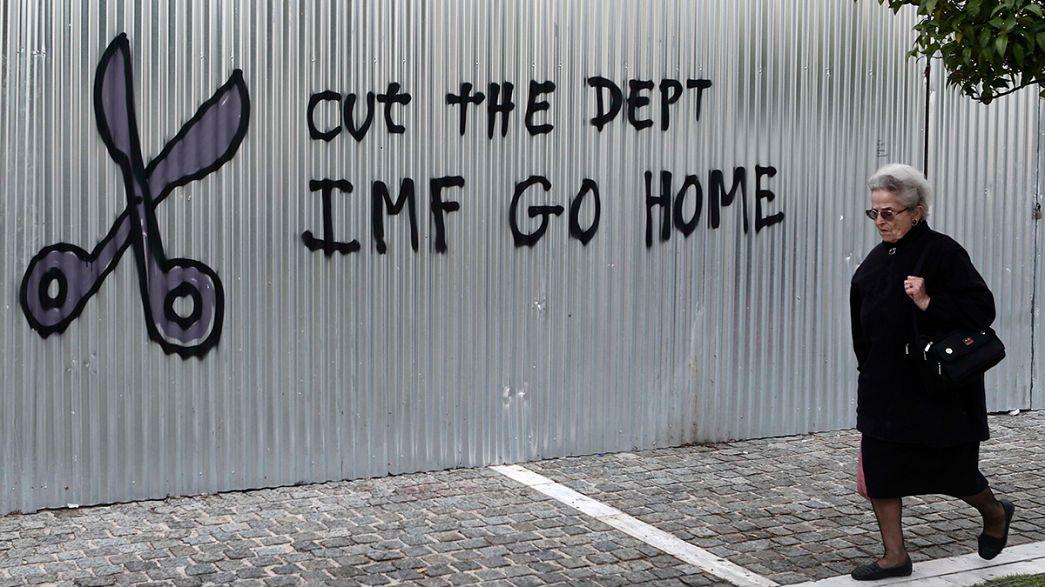 A qui la Grèce doit-elle de l'argent ?