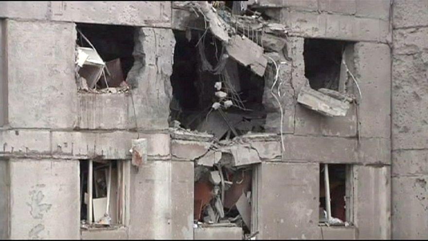 Death toll rises amid renewed fighting in eastern Ukraine