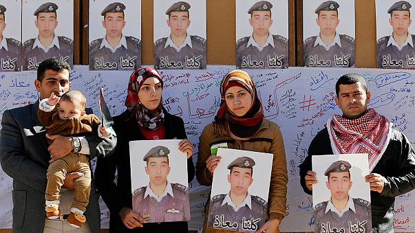 Le pilote de chasse jordanien a été assassiné par le groupe Etat Islamique il y a un mois