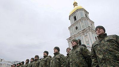 Ucrania, escenario de los peores combates desde el alto el fuego