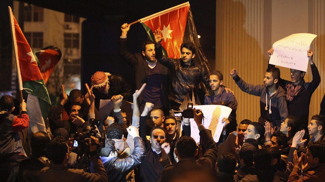 Daesh a exécuté il y a un mois son otage jordanien