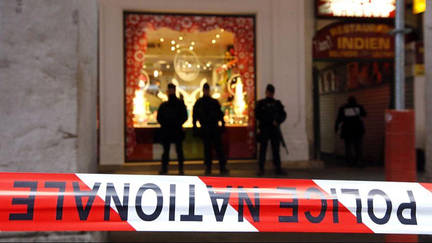 Aggressione a Nizza, coltellata in pieno volto a un militare
