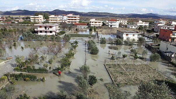 Balkan ülkelerinde sel felaketi