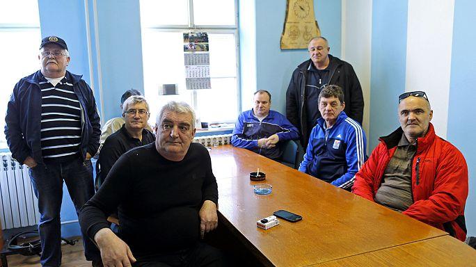 ردود افعال متباينة بعد قرار محكمة لاهاي تبرئة بلغراد وزغرب من ارتكاب الابادة الجماعية