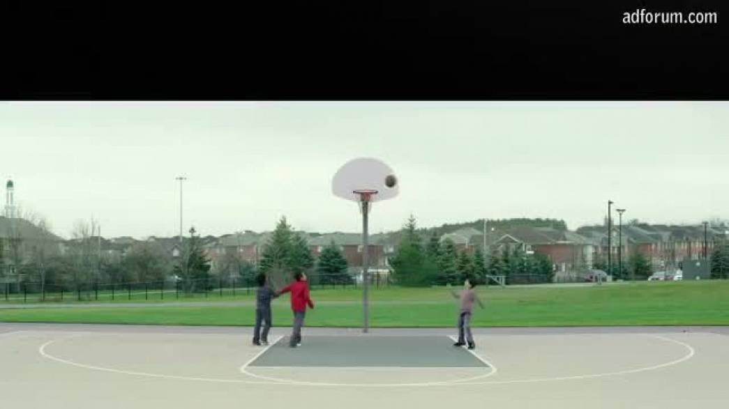 ParticipACTION: Make Room for Play - Basketball (Zulu Alpha Kilo)
