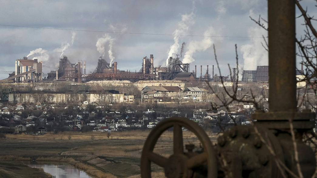 Ukrayna'nın doğusunda insanlık dramı