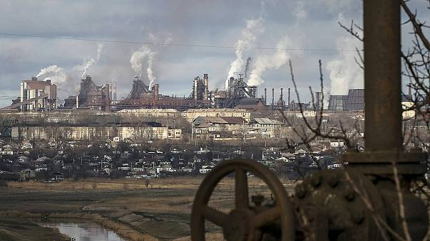 اوكرانيا: دمار واسع في ديبالتسيف وفرار غالبية السكان