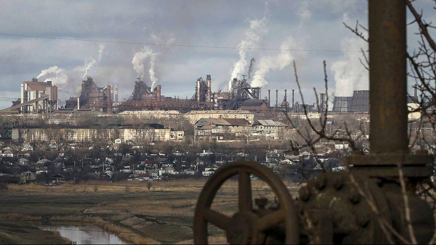 Debaltseve au cœur de la guerre en Ukraine