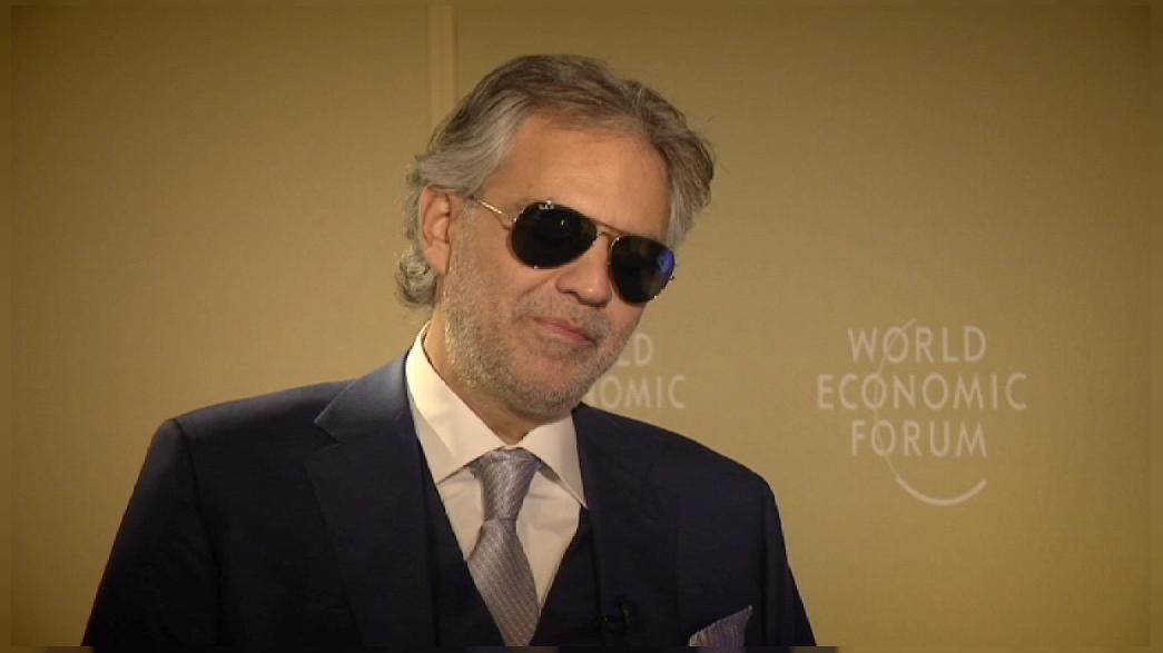Andrea Bocelli, un uomo fortunato