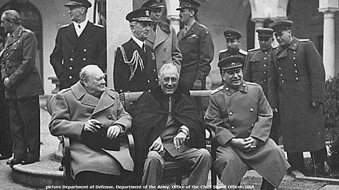 Jaltai konferencia: 70. évforduló