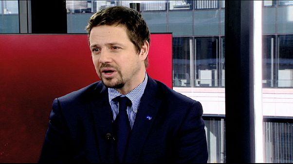 Ο Πολωνός υπουργός ευρωπαϊκών υποθέσεων στο euronews για την Ουκρανία