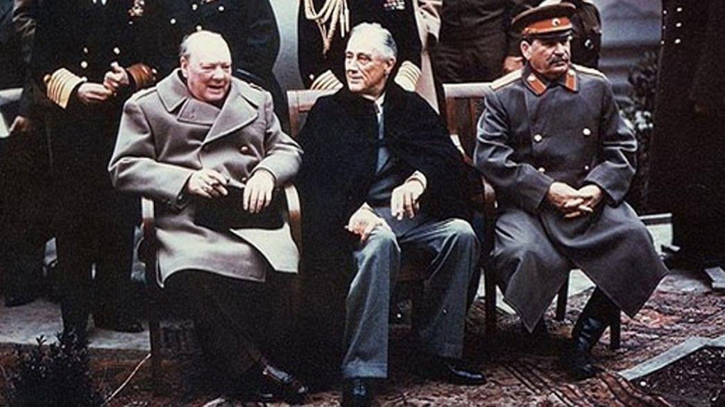 La Conférence de Yalta fête ses 70 ans