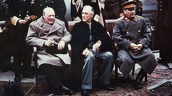 70 éve ültek össze a szövetséges hatalmak Jaltában