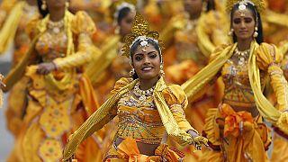 رئيس سريلانكا يعترف بالفشل في تجاوز الانقسامات العرقية في يوم العيد الوطني