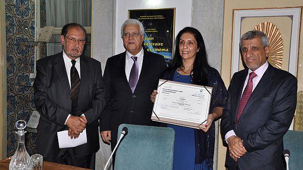 L'irakienne Hana Subhi, lauréate du Prix Ibn Khaldoun Senghor