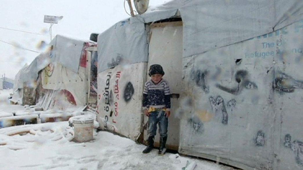 Syrische Flüchtlinge: Notruf der UN-Koordinatorin