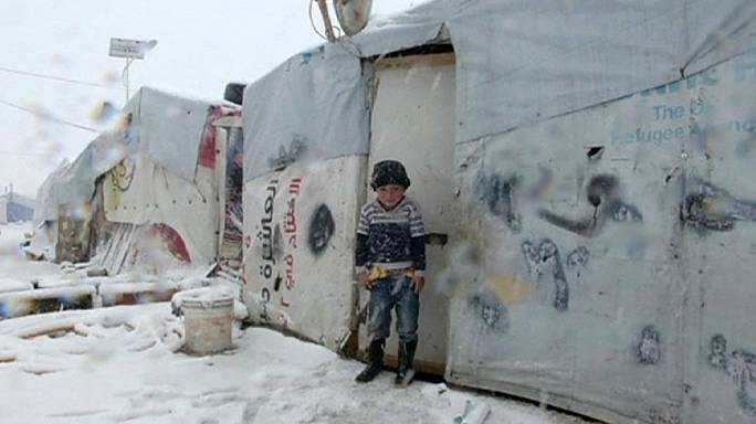 World Humanitarian Summit deplores plight of Syrian refugees as winter bites