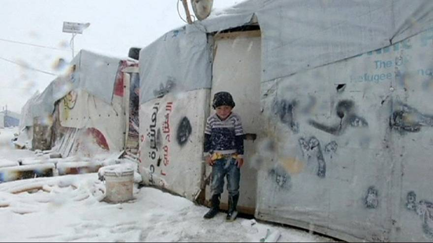 هل سينتظر اللاجئون السوريون عام 2016 لايجاد حلول لهم