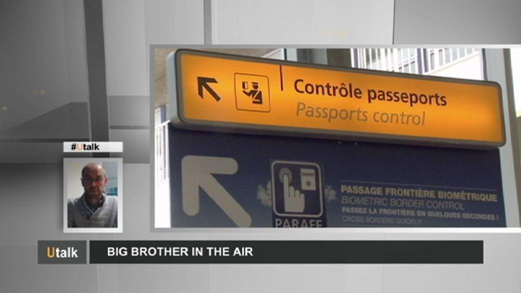 Sistema de registro de pasajeros para luchar contra el terrorismo