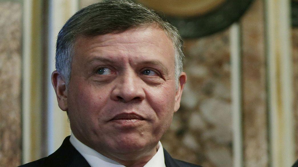 """La Jordanie promet une """"riposte sévère"""" contre le groupe islamique"""