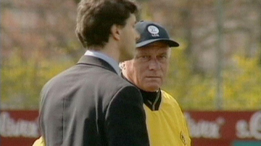 Addio Udo Lattek. Il calcio perde l'allenatore dei record