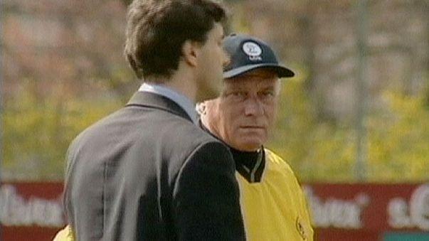 Décès d'Udo Lattek, l'entraîneur le plus titré de l'histoire de la Bundesliga